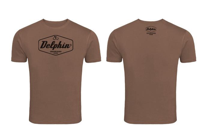 Tričko Delphin Czechoslovakiazelená / M