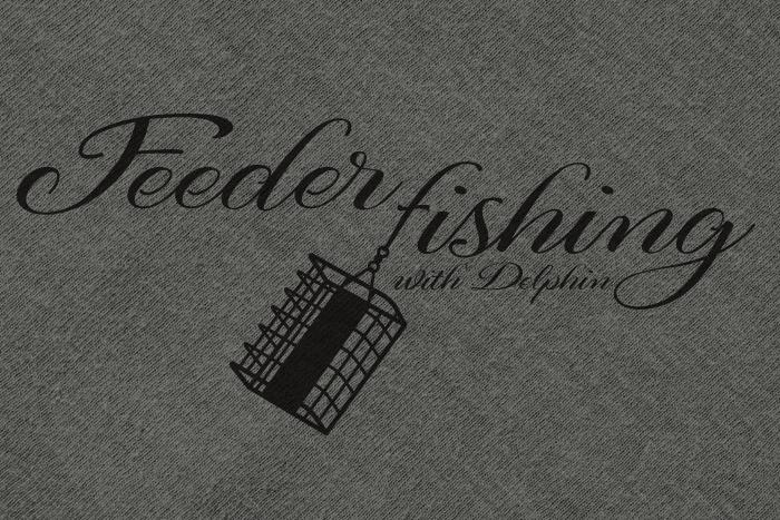 Tričko Delphin FEEDER fishing