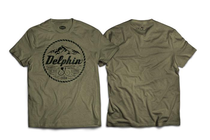 Tričko Delphin 2004,2XL