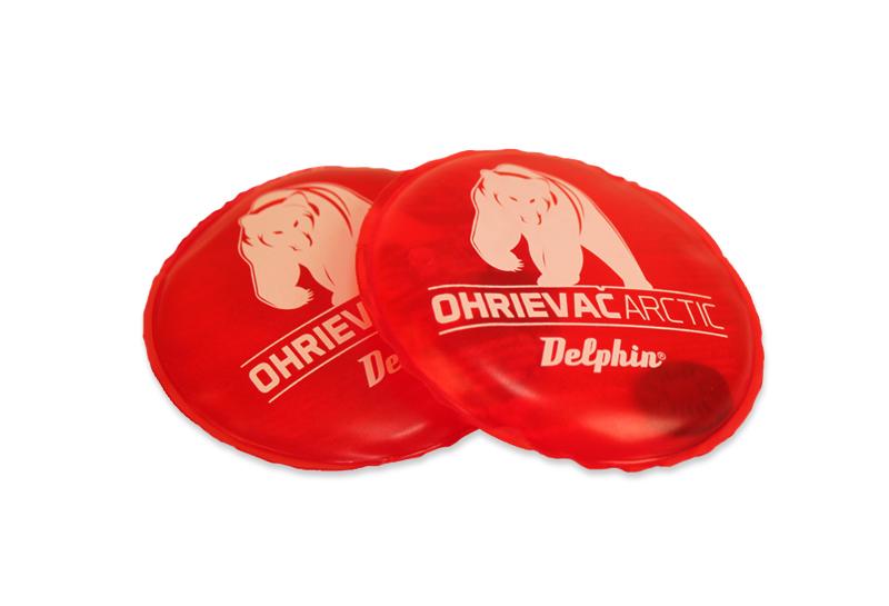 Ohrievač Delphin ARCTIC / 2ks