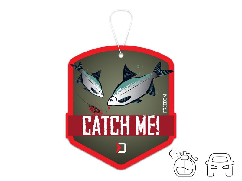 Vůně do auta Delphin CatchME! FEEDER