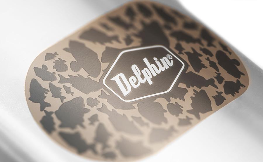 Nerezová placatka Delphin CARPATH