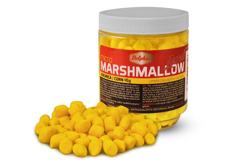 Delphin Micro MARSHMALLOW / kukuřice
