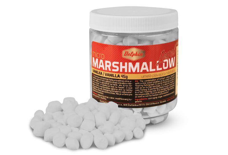 Delphin Micro MARSHMALLOW / vanilka