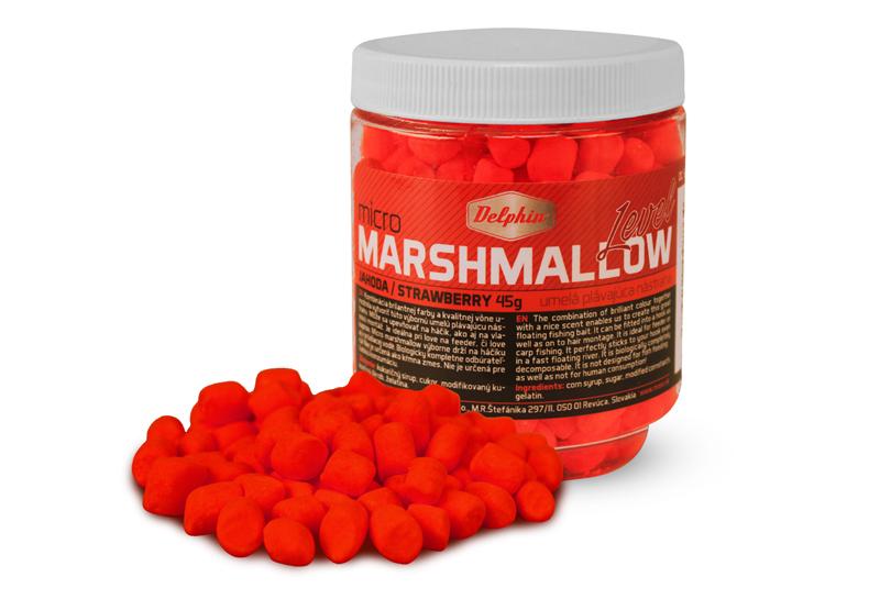 Delphin Micro MARSHMALLOW / jahoda