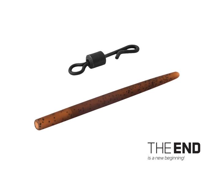 Quick Swap obratlík s gumičkou THE END / 6ks