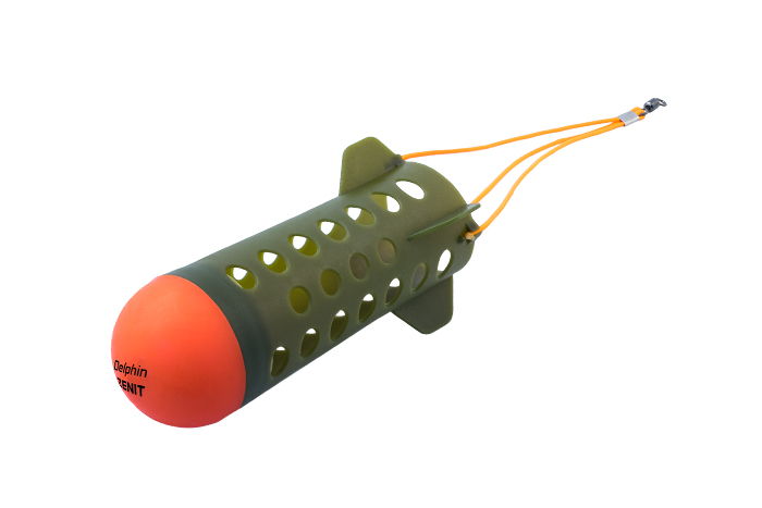 Krmná raketa Delphin ZENIT,veľkosť L