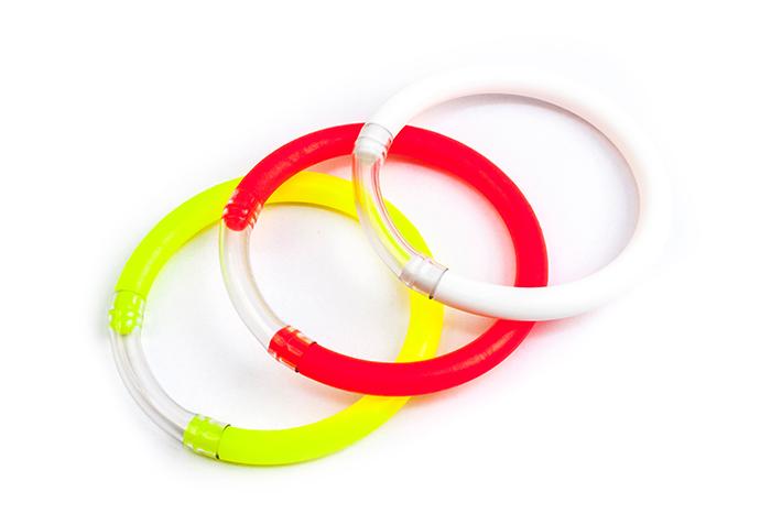 Signalizátor záberu okrúhly/mix 3 farieb