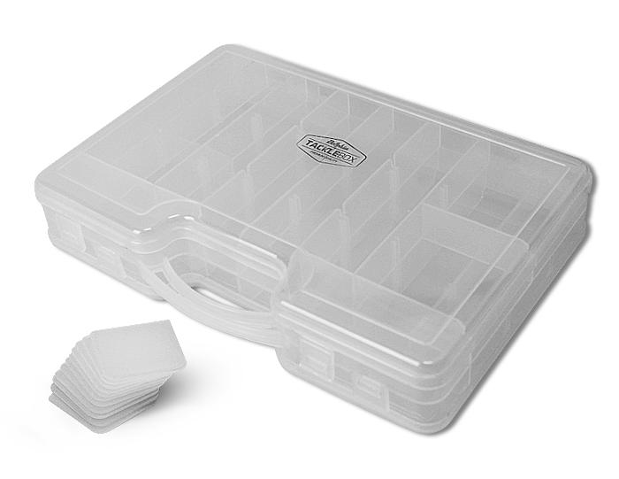 Obojstranná krabica Delphin A-02300x210x70mm