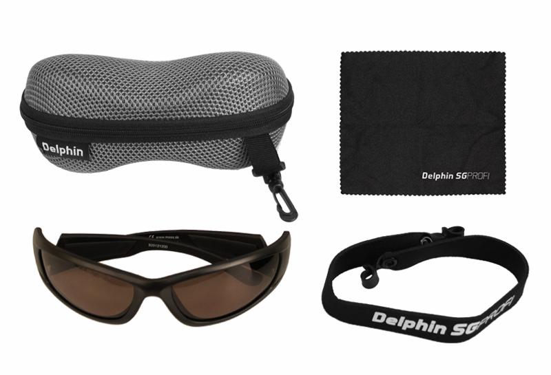 Brýle Delphin sada - PROFI