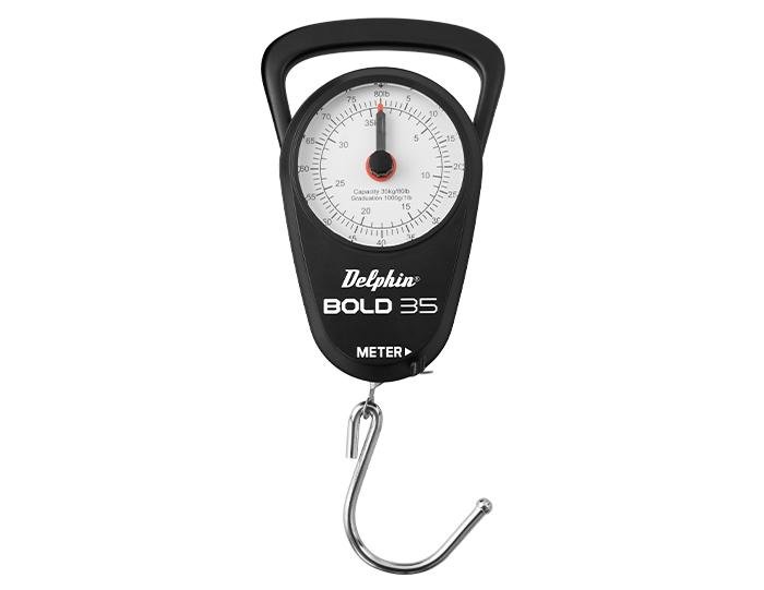 Mechanická váha Delphin BOLD 35,do 35kg