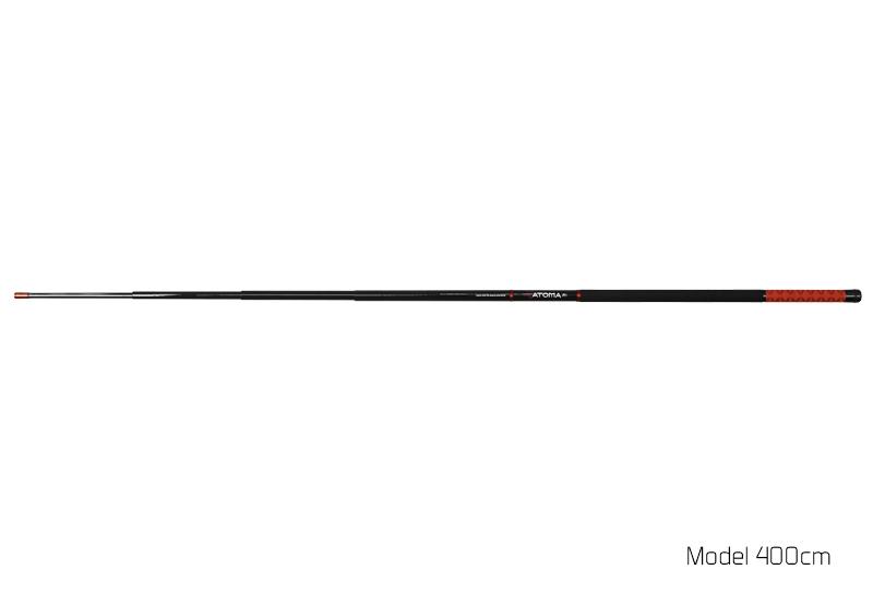 Podběráková tyč Delphin ATOMA Feeder 400cm