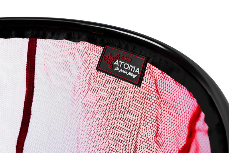 Podběráková hlava Delphin ATOMA FD 50x40cm