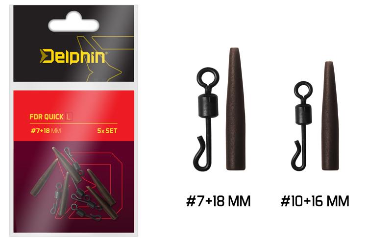 Delphin FDR Quick S / Set 5ks
